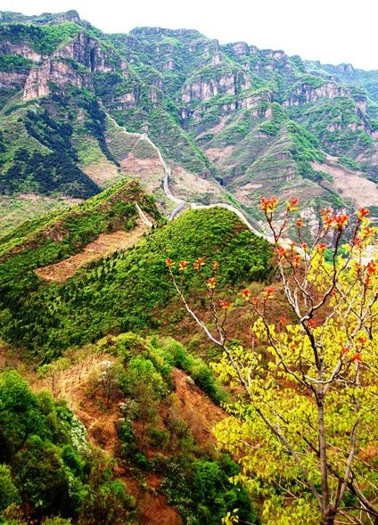 Huangya Pass Ji Country (35)