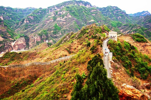 Huangya Pass Ji County