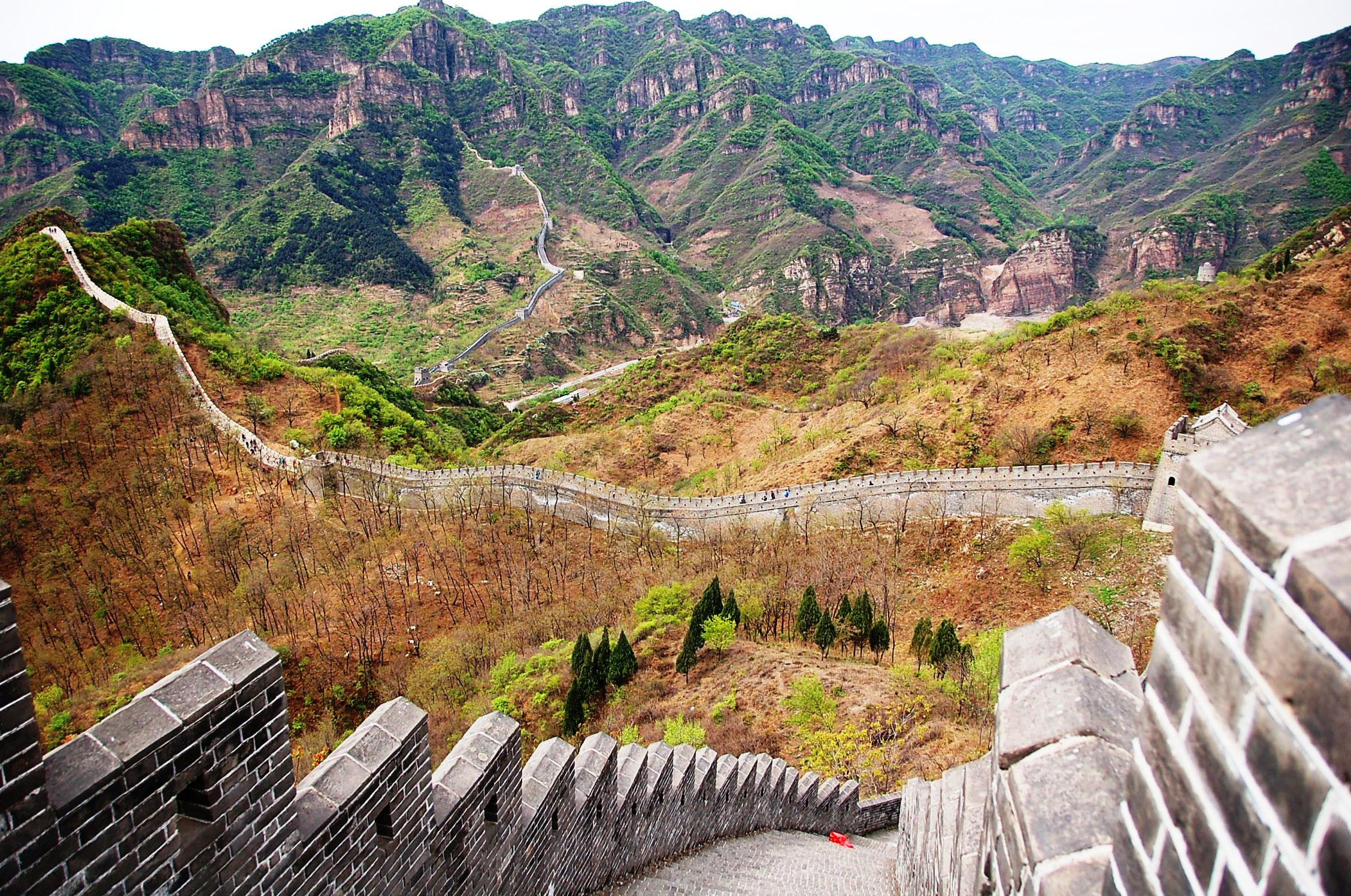The [Great] Wall Less Traveled ... Hiking the Huangya Pass in Tianjin's Ji County