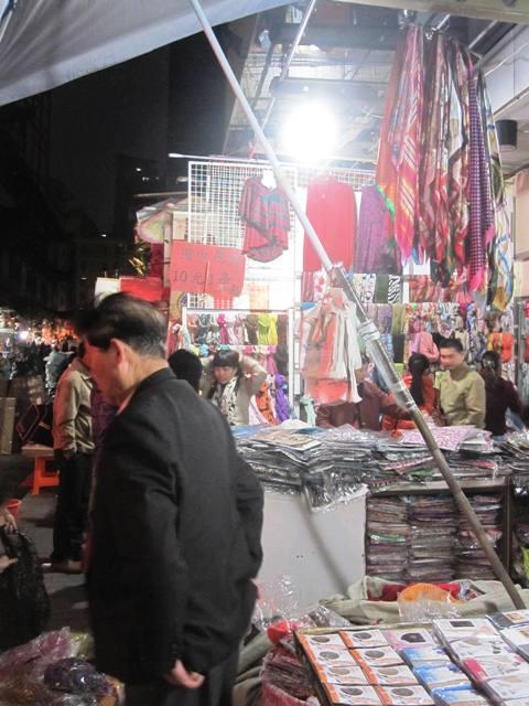 Stall at Yuyan Garden Shanghai Old Street