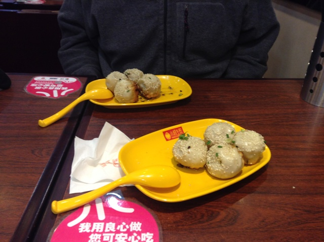 Yang's Dumplings ... Yum!