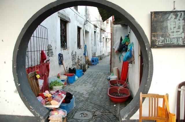 Residential Alleyway, Zhujiajiao