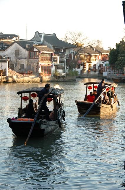 Zhujiajiao Boats