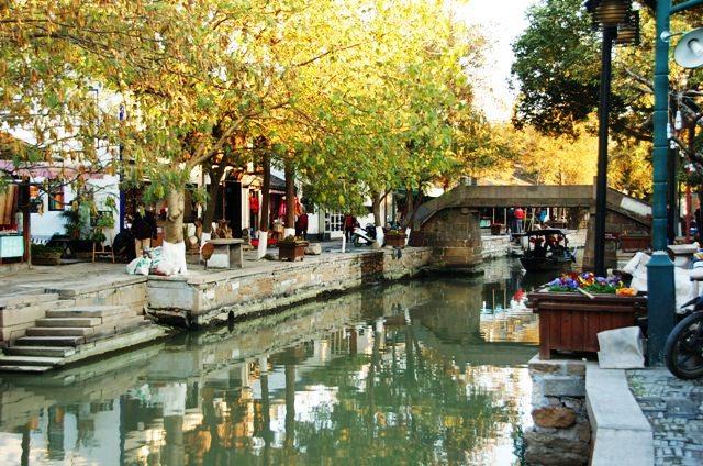 Old Town Zhujiajiao Canals