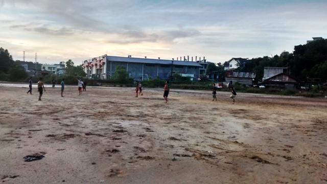 Mud Soccer, anyone?