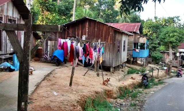 Kampong Scene