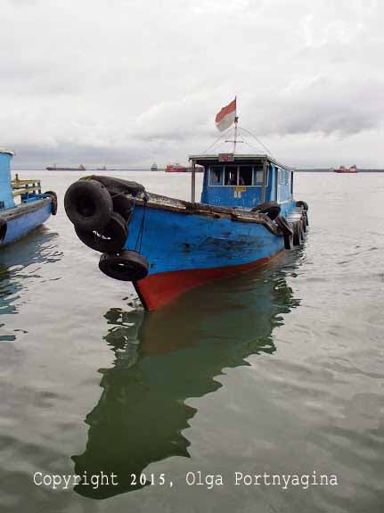 Water Taxi from Balikpapan to Penajam
