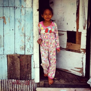 smile girl indonesia borneo kalimantan balikpapan This cute little girlhellip