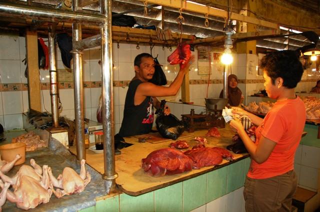 Beef (local) Vendor.