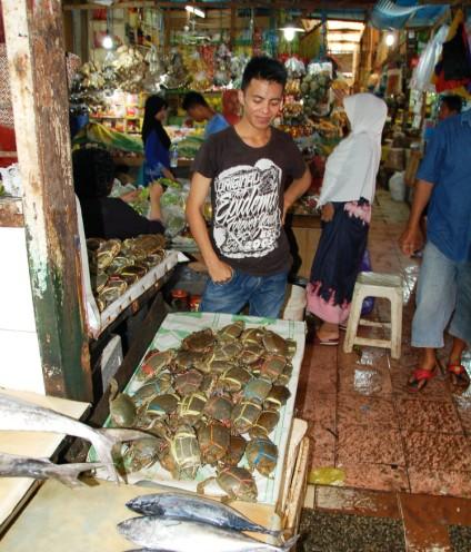 "Crabs (""Kepiting"") ... Balikpapan's Speciality"