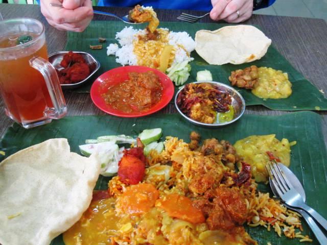 Lunch! Restoran Selvam in Melaka