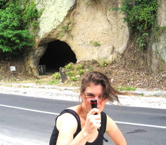 Japanese Caves at Kawangkoan