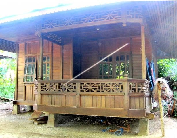 Minahasa-Style Home