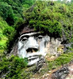 Toar.Bukit Kasih. Minahasa Highlands Sulawesi