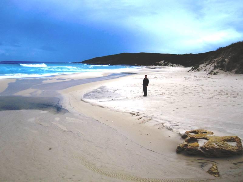 Conspicuous Cliffs Beach.Western Australia