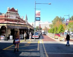 Downtown Fremantle Australia