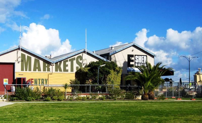 EShed Markets.Fremantle Western Australia