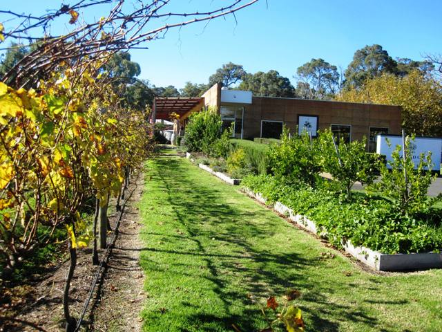 Provodore Winery and Herb Garden.Margeret River