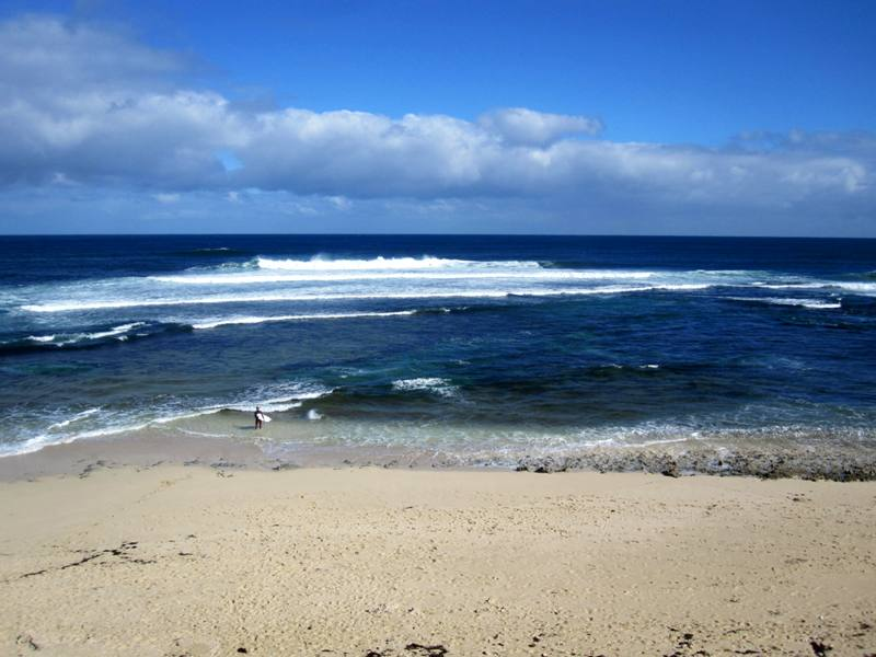 Surfers Point Prevelly Beach.Margaret River Western Australia