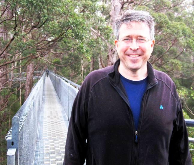 Treetop Walk. Walpole Australia