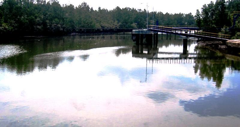 Water Pipe from Waduk Sungai Wain to Pertamina