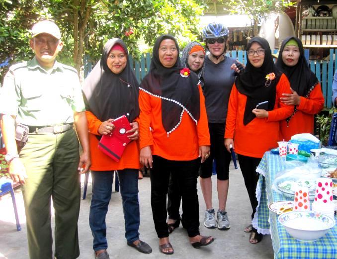 RT 38 Clean Village Party.Balikpapan Indonesia