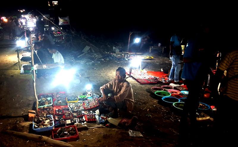 Balikapapan Stone Night Market.Jl Soekarna Hatta Kalimantan