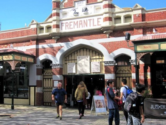 Fremantle Markets.Fremantle Western Australia