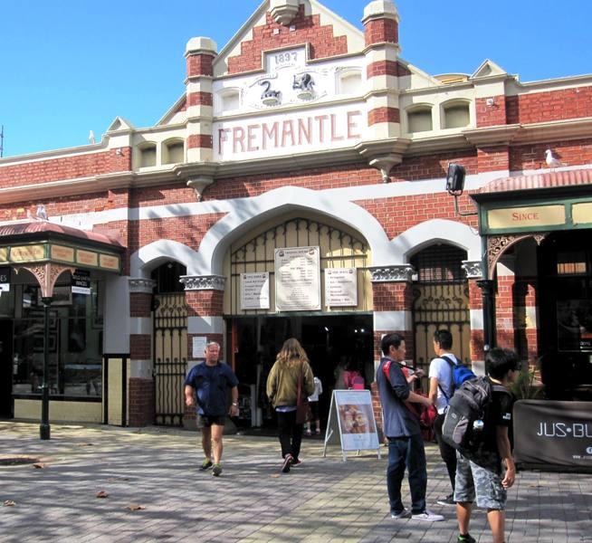 Fremantle Markets.Fremantle Western Australia