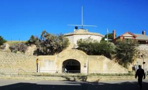 Fremantle Round House.Western Australia