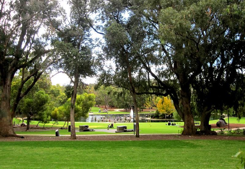 Kings Park. Perth Australia