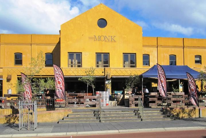 Monk Brewery.Fremantle Australia