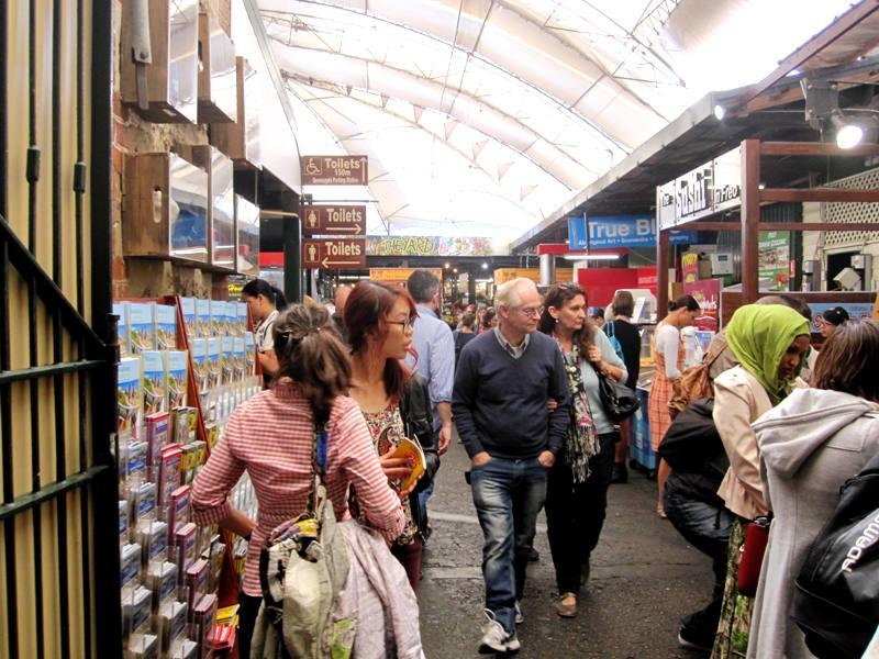 The Yard at Fremantle Markets.Fremantle Australia