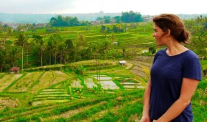Jatiluwih Rice Paddies in Bali Indonesia