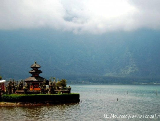 Important Bali Temples and Holy Sites: the Hyped