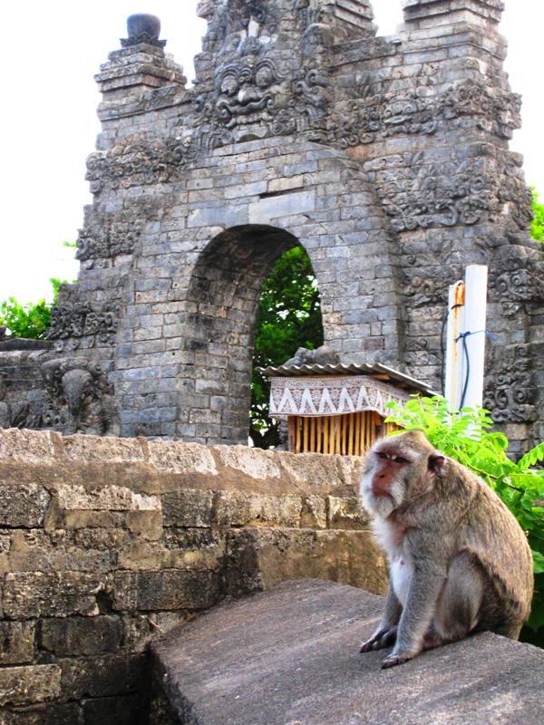 Trip to Pura Ulu Watu in Bukit Penninsula Bali.Important Bali Temples