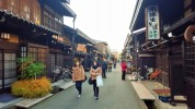 Takayama Old Town Heritage Homes and Shops.800