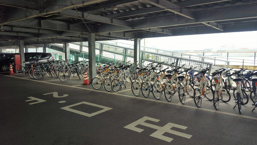 Trailhead Rent a Cycle Station in Onomichi by Green Hill Hotel