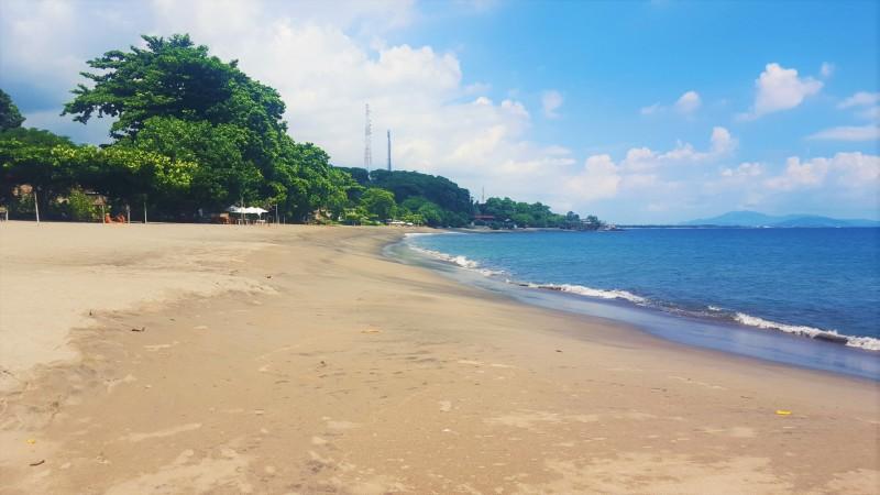 Senggigi Beach off Amberto's B&B, Lombok