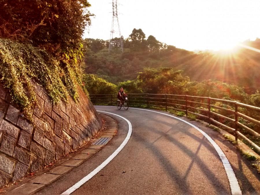 Shimani Kaido Cycling Path, Japan