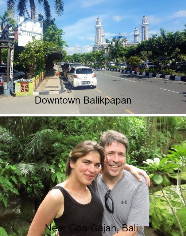 Balikpapan versus Bali