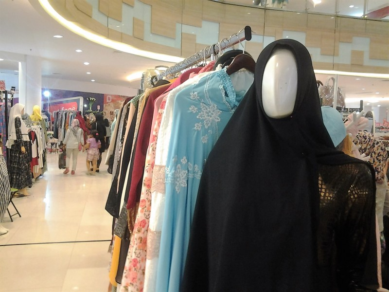 Hijab Fashion, Balikpapan, Indonesia