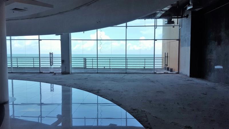 View from Balcony Mall. Balikpapan, Indonesia