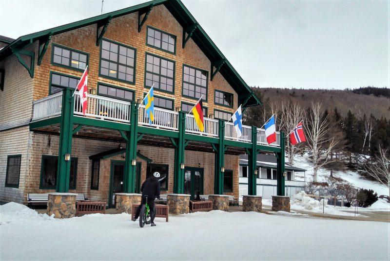 Great Glen Trails Rental Shop, Retail and Restaurant