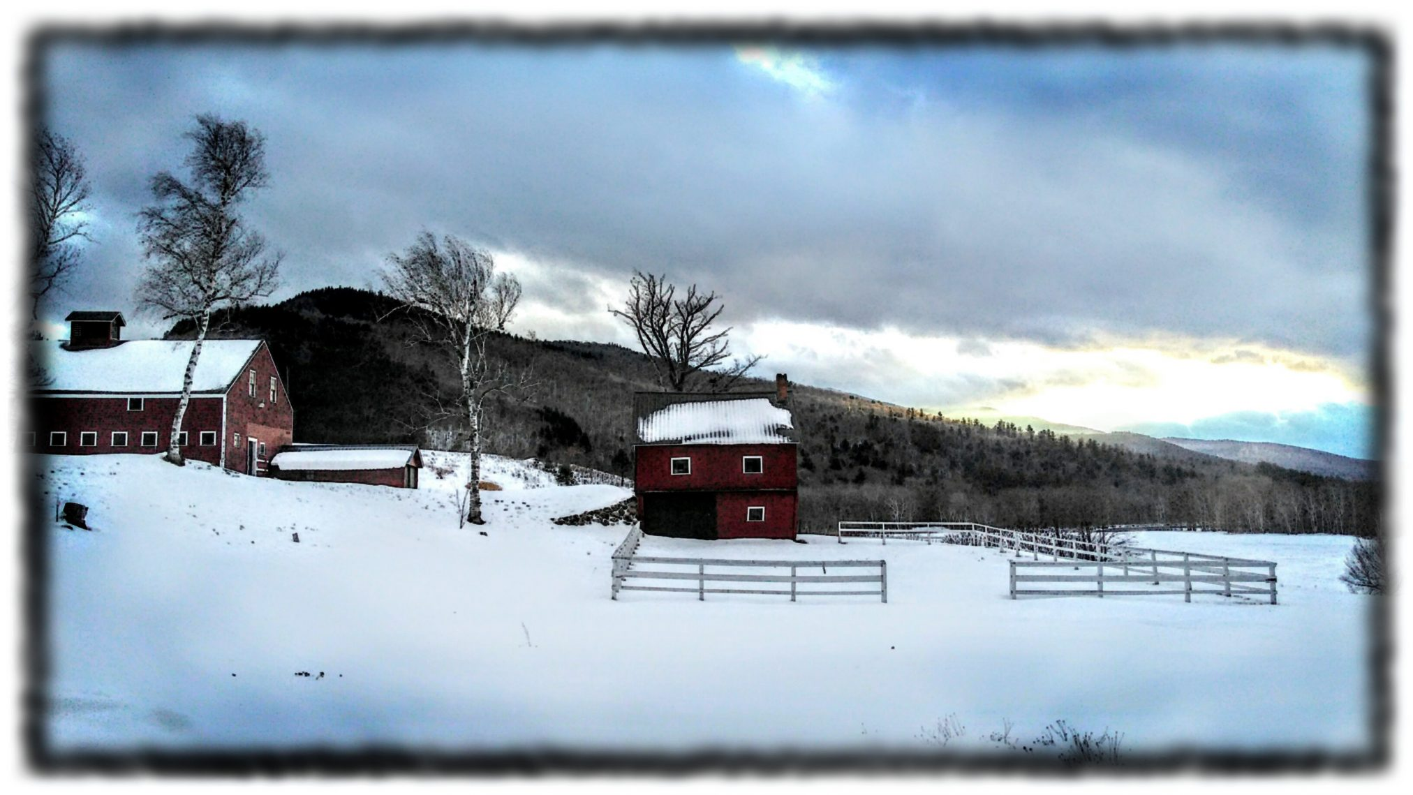 Shelburne Farmstead, New Hampshire