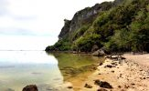 Beach below Two Lovers Point, Tumon, Guam