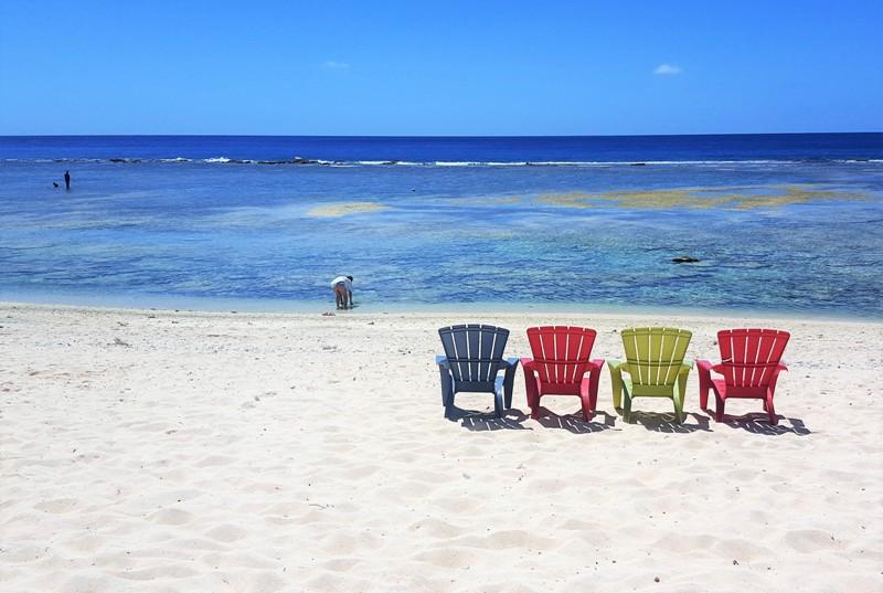 Coco Palm Garden Beach Resort in Northern Guam